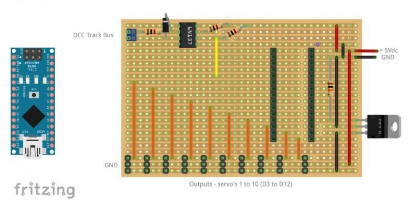 Arduino Servo Point Motor Control | Page 3 | Platform1mrc com