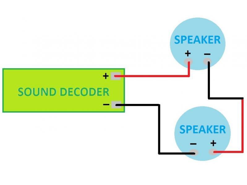beginners question  wiring speakers in parallel